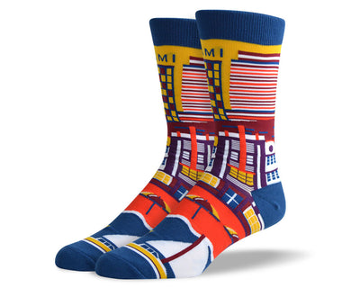Men's Miami Dress Socks