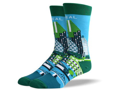 Men's Montreal Dress Socks
