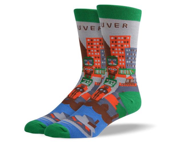 Men's Vancouver Dress Socks