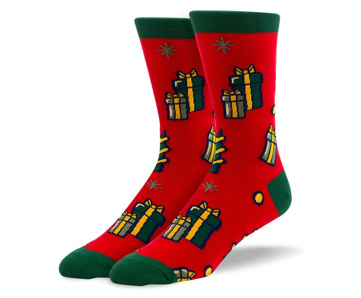 Men's Christmas Presents Socks