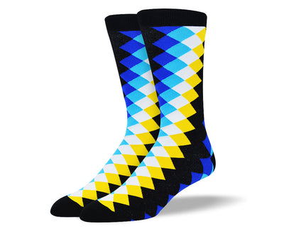Men's Cool Triangle Socks