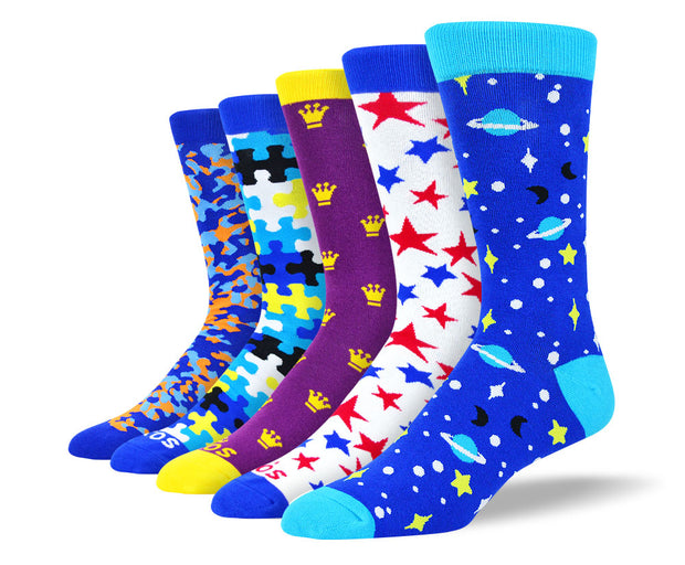Men's Fun Socks Bundle
