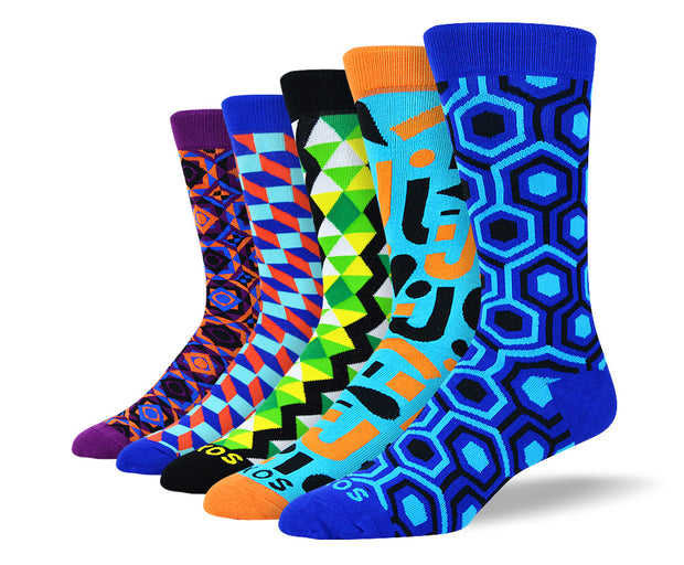 Men's Funky Sock Bundle