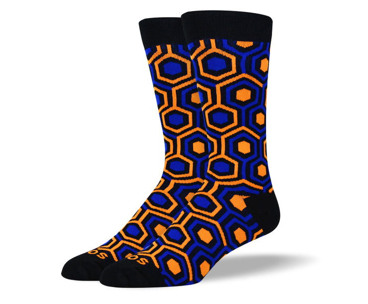 Men's Novelty Cool Pattern Socks