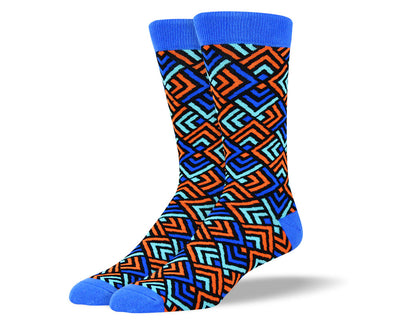 Men's Novelty Patterned Socks