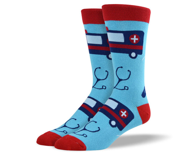Mens Doctor Socks