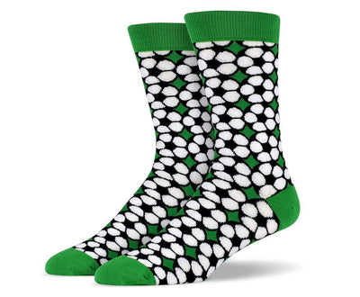 Mens Soccer Socks