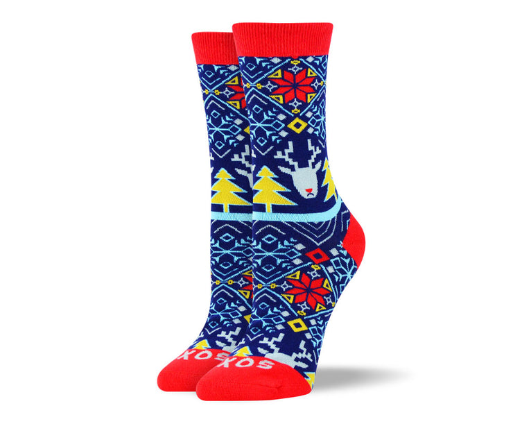 Women's Cool Christmas Socks