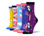Women's Crazy Animal Sock Bundle