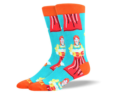 Men's Fun Oktoberfest Beer Socks