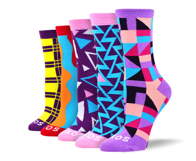 Women's Funny Unique Sock Bundle