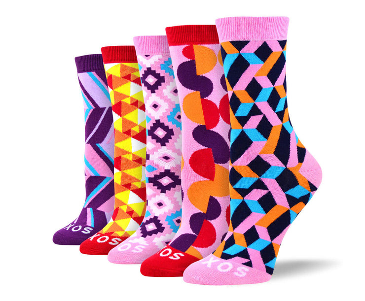 Women's Funny Bold Sock Bundle