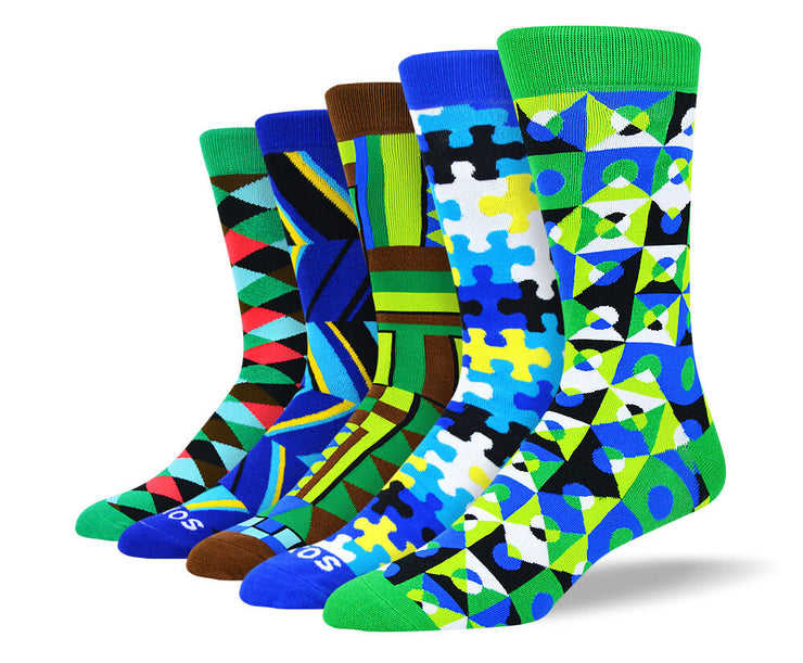 Men's Novelty Socks Bundle