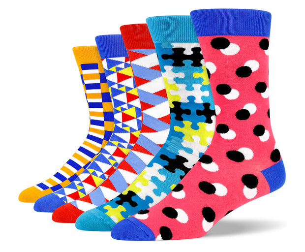 Mens Crazy Socks Bundle