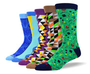 Men's Crazy Fun Sock Bundle