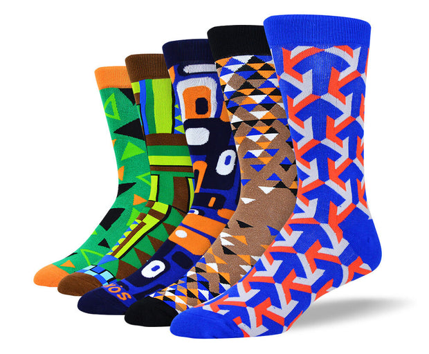 Men's Funny Luxury Sock Bundle