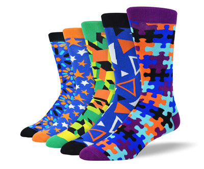 Mens Wild Art Socks Bundle