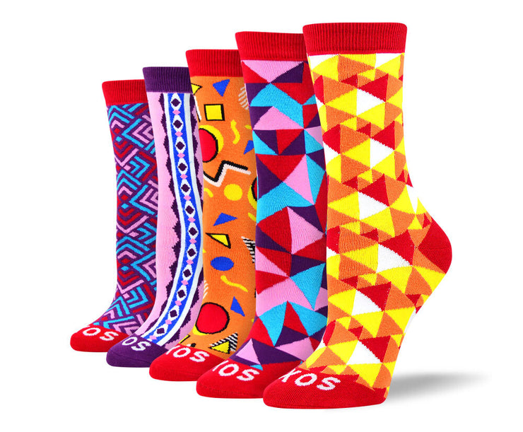 Women's Cool Fashion Sock Bundle