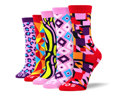 Women's Crazy Fun Sock Bundle