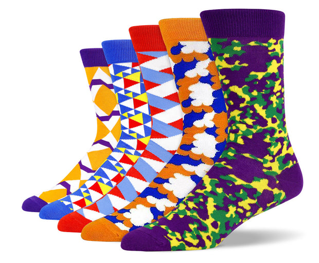 Mens Cool Socks Bundle