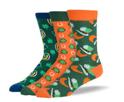 Men's St. Patrick's Day Sock Bundle - 3 Pair