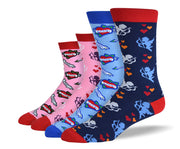 Men's & Women's Valentines Sock Bundle