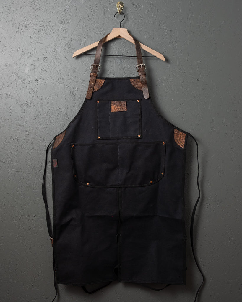 La Rosa Heavy-Duty Canvas Aprons
