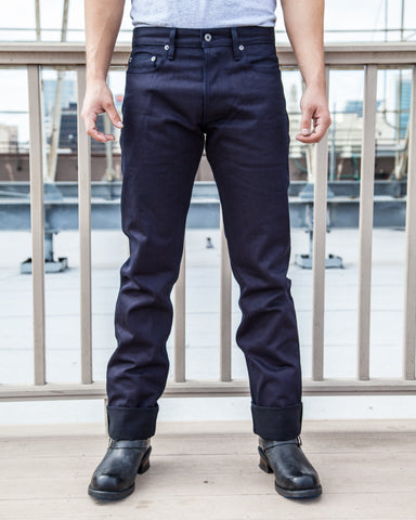 3sixteen SL-120x 'Shadow Selvedge' Jeans