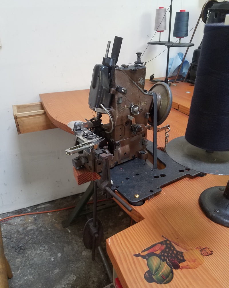 Chain Stitch Hemming Service