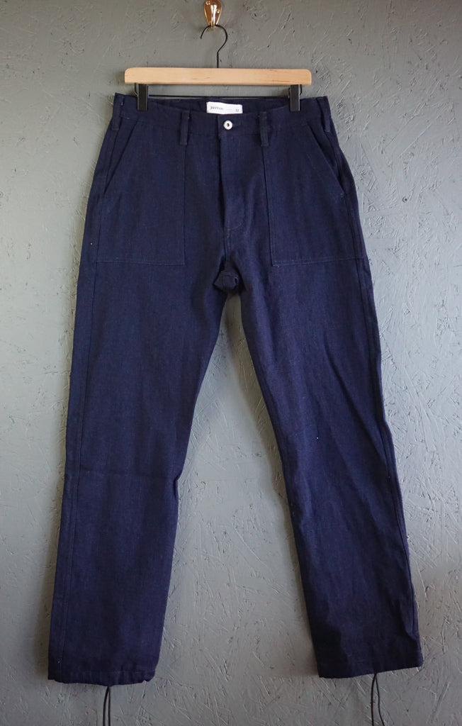 3sixteen 5X5 Denim Fatigue Pants