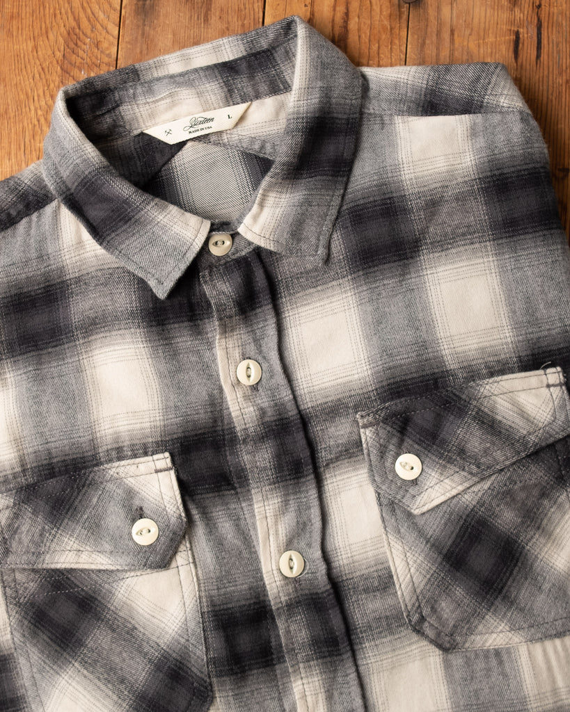 3sixteen Crosscut Flannel - Lightweight