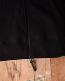 3sixteen Heavyweight Hoody - Black