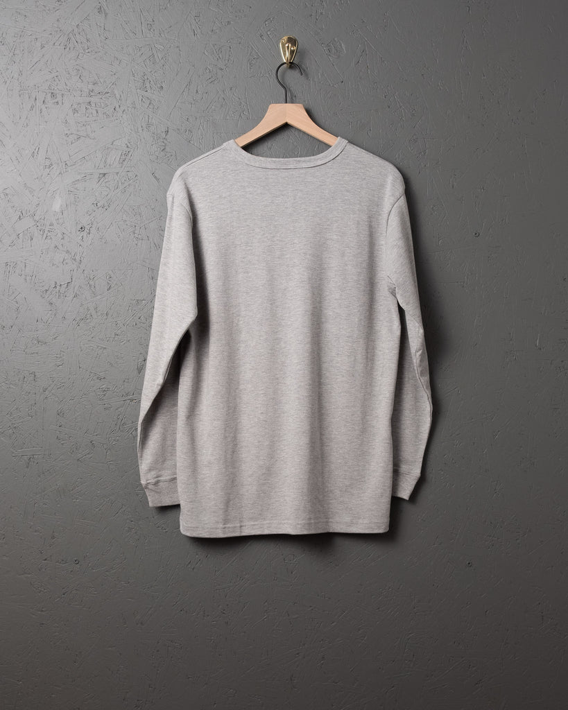 3sixteen  LS Heavyweight Henley T-Shirt