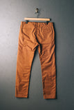 3sixteen Selvedge Canvas Chinos - Rust