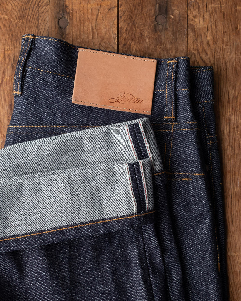 3sixteen SL-100x Slim Straight Jeans - Raw Selvedge