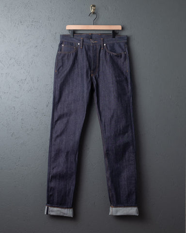Selvedge Denim Jeans Made in America