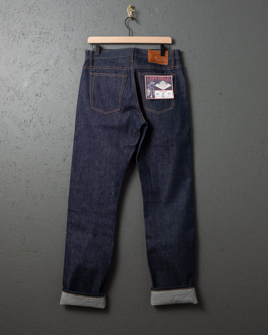 Left Field NYC Greaser Jeans - Cone Natural Indigo