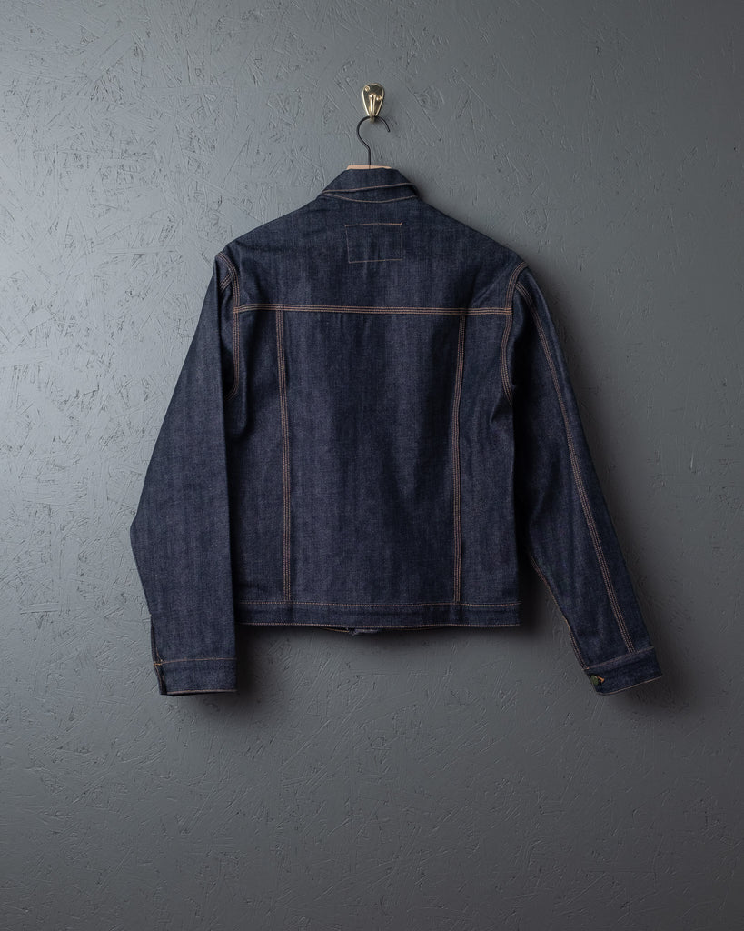 Left Field NYC Muleskinner Denim Jacket
