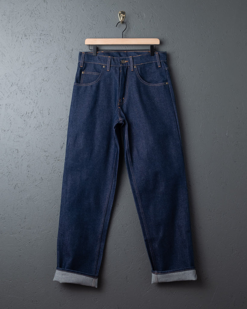 Prison Blues 7-Pocket Work Jeans