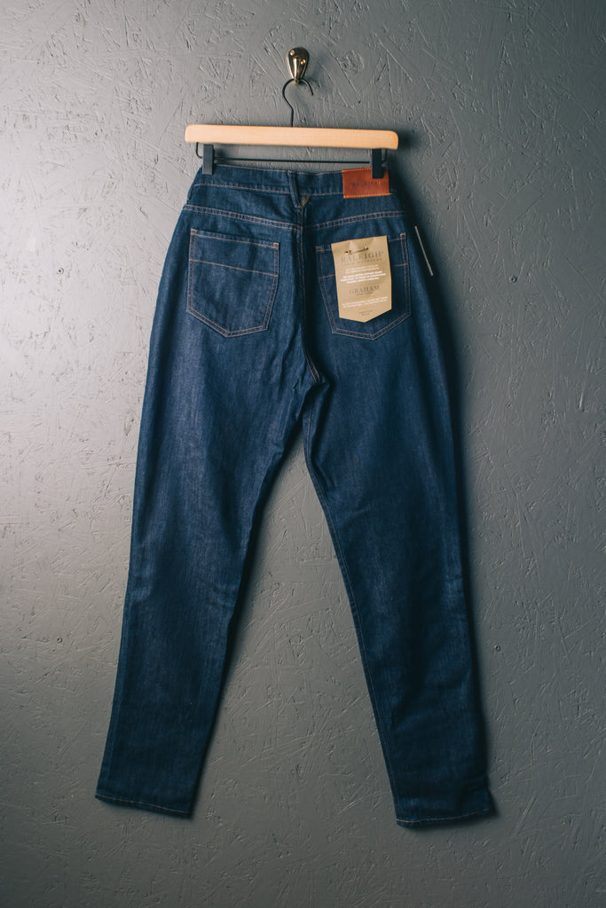 Raleigh Graham Jeans - Resin Rinse