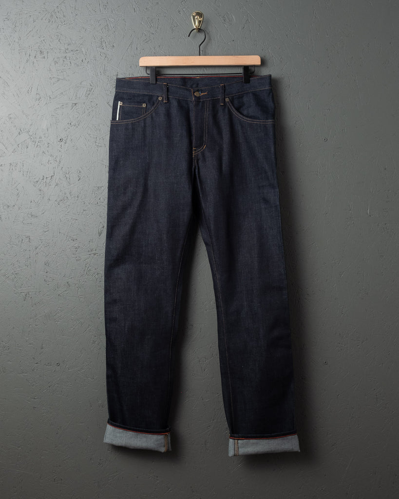Raleigh Jones 211 Raw Jeans