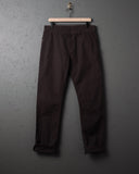Raleigh Jones 'Thunder' Canvas Trousers