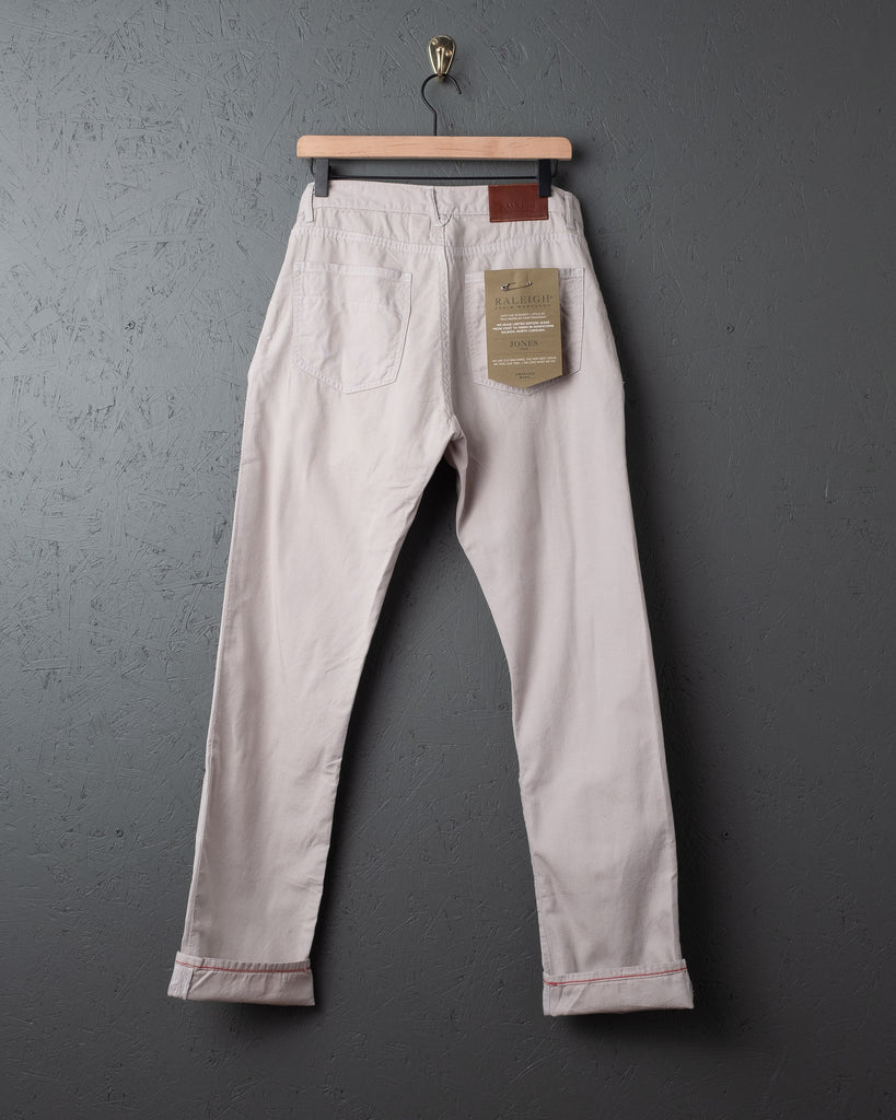 Raleigh Jones Lightweight Canvas Trousers