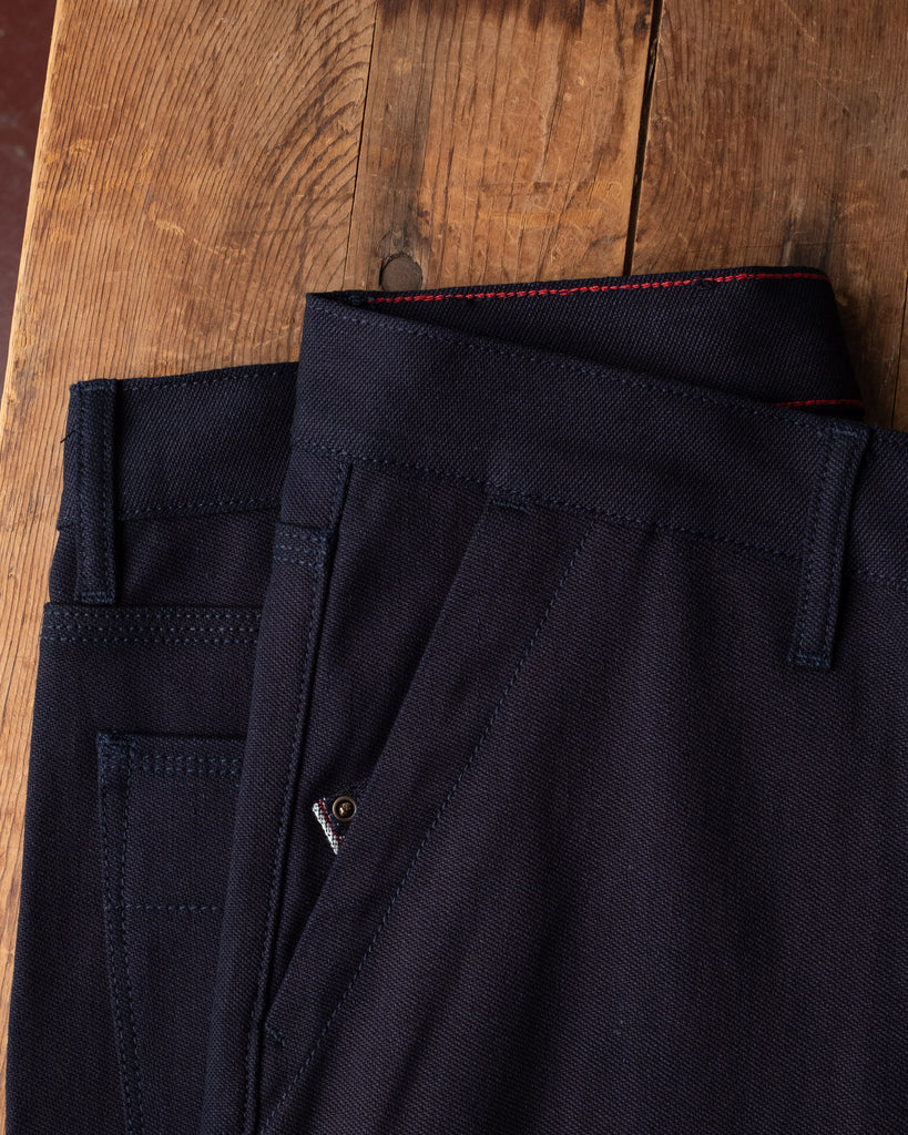 Raleigh Martin Canvas Trousers