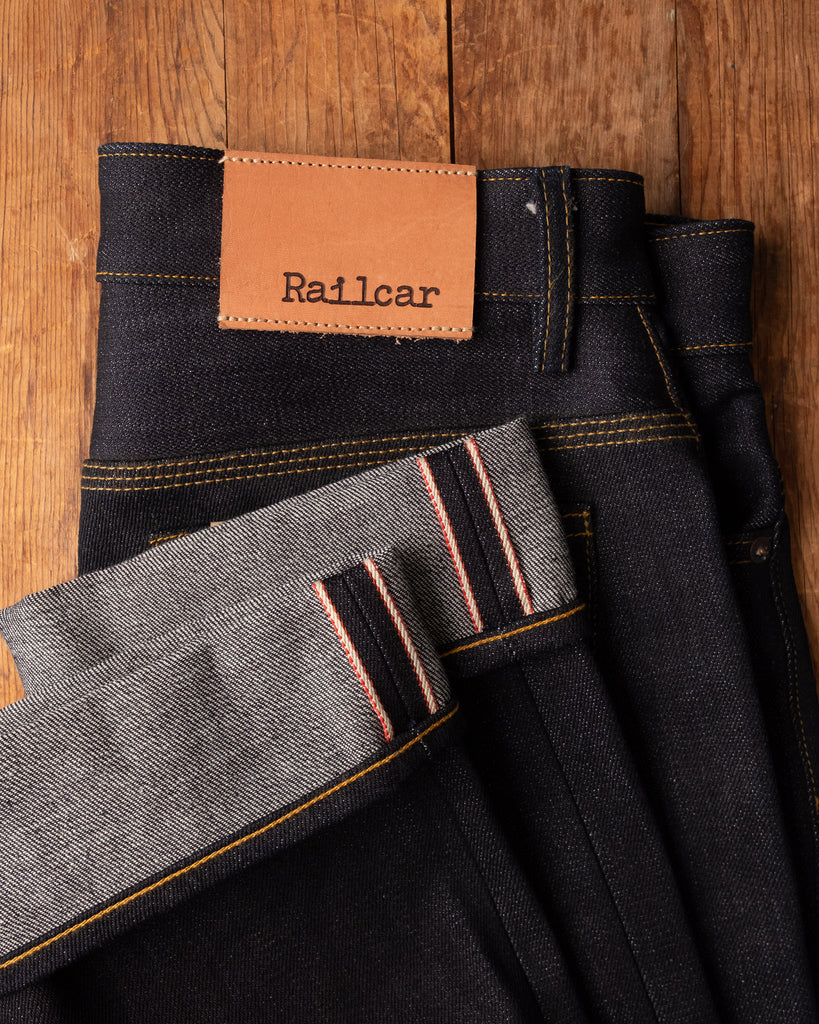 Railcar Journeyman Jeans