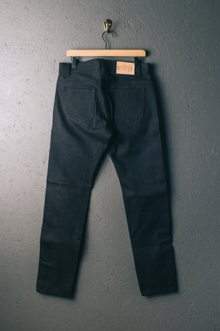 Railcar Spikes X057 Black-Grey Jeans