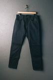Railcar Spikes X057 Black/Grey Jeans