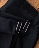 Railcar Spikes X026 Double Black Jeans