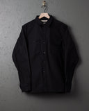 Rogue Territory Indigo Selvedge Canvas Work Shirt