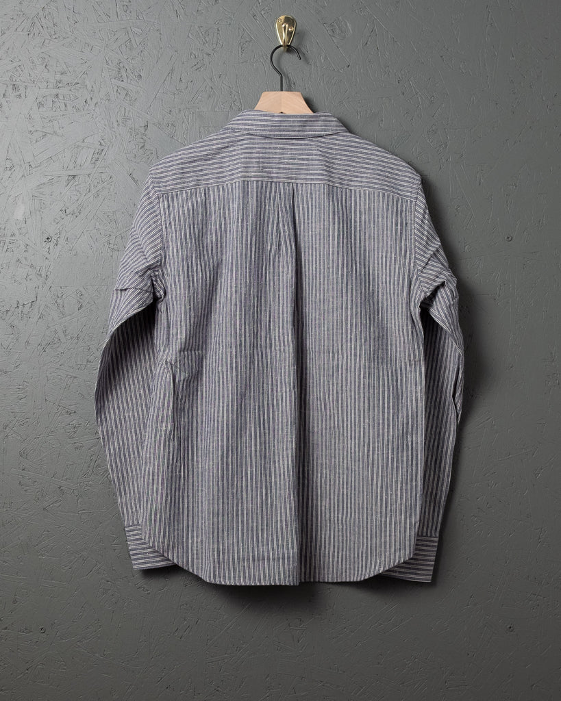 Rogue Territory Neppy Double-Stripe Jumper Shirt